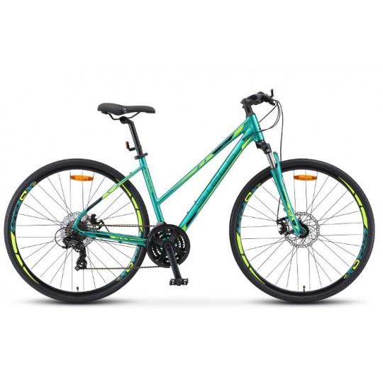 гибридный велосипед Stels Cross-130 Lady MD