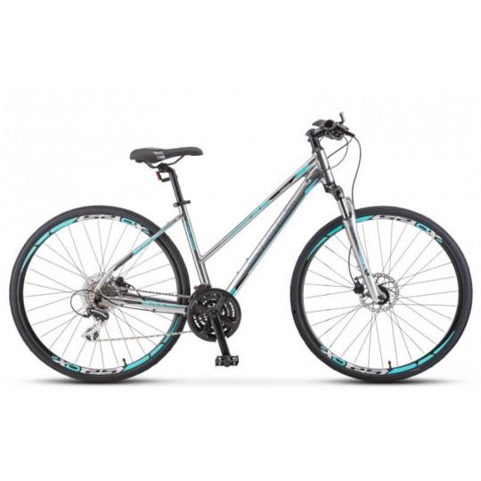 гибридный Дорожный велосипед Stels Cross-150 Lady D V010